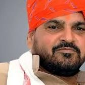 Brij bhushan sharan singh MP