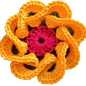 Crochet on ellej.org - Elena Kozhukhar