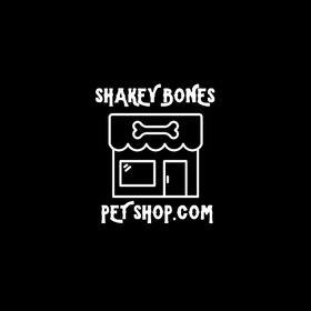 Shakey Bones Pet Shop