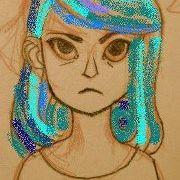 Niebieski Grzebien