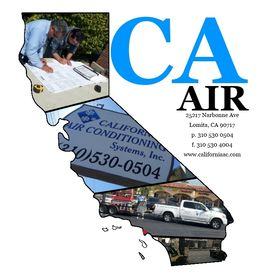 California Air Conditioning Systems