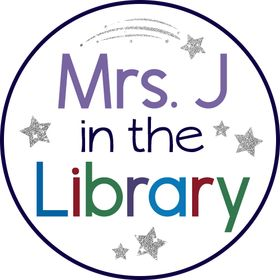 Mrs. J in the Library