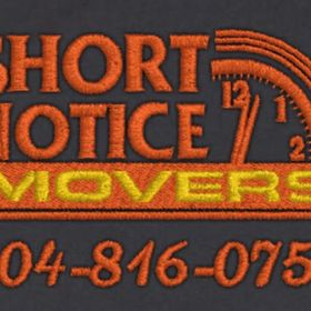 Short Notice Movers - Last Minute Movers Vancouver