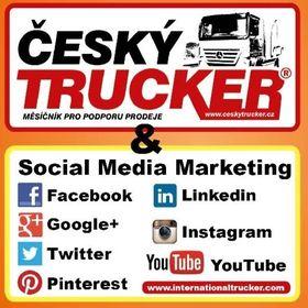 ČESKÝ TRUCKER - online magazine #ceskytrucker  #salespromotion
