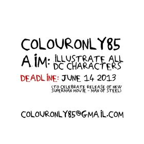 ColourOnly85