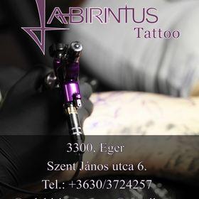 Labirintus Tattoo