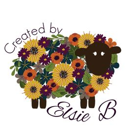 Created by Elsie B   Hand Dyed Wool