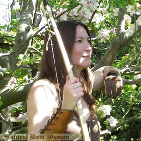 Natural Bow Woman (Denise)