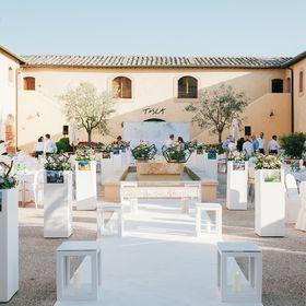 Bruiloft in Italië