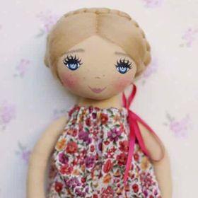 ColorElle handmade dolls
