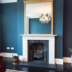 Overmantels Mirrors
