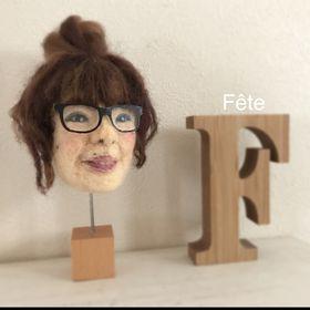 〈Fete〉フェット/羊毛フェルト