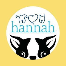 Hannah the Pet Society