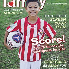 San Diego Family Magazine