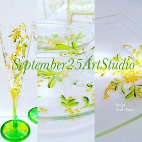 September25ArtStudio(母の日ギフト・結婚祝い・父の日ギフト・還暦祝い・誕生日プレゼント・リングピロー・両親贈呈品・ウェルカムボード)
