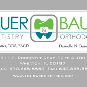 Bauer Dentistry and Orthodontics