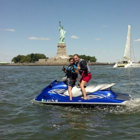 Jetty Jumpers Jet Ski Tours of NYC