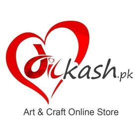 Dilkash.pk - Art & Craft Online Store