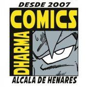 Carlos Baz Dharma Comics