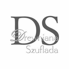 Drewniana Szuflada
