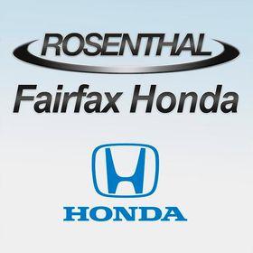 Rosenthal Fairfax Honda