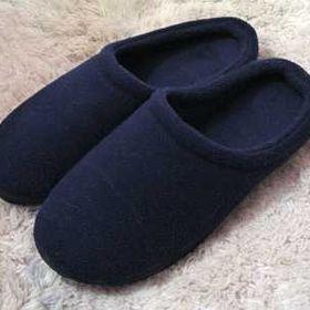 World/'s Softest Socks Cozy Open Toe Slippers