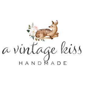 A Vintage Kiss Handmade