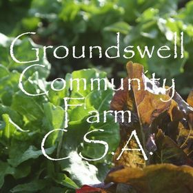 Groundswell Cooking