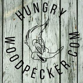 DIY / Hungry Woodpecker