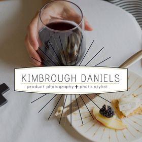 Kimbrough Daniels   Food Blogger + Food & Product Photographer