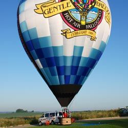 Gentle Breeze Hot Air Balloon Rides, Ltd.