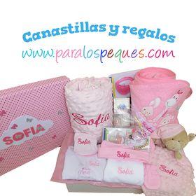 Paralospeques Canastillas y regalos para bebés y recién nacidos