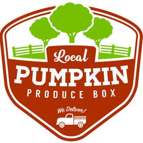 Local Pumpkin Produce Box
