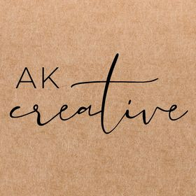 AK Creative | Kraft Greeting Cards & Bespoke Wedding Stationary