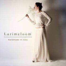 Larimeloom ~ Handmade wedding dresses & clothes