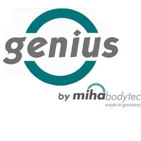 Genius by Miha Bodytec Larissa