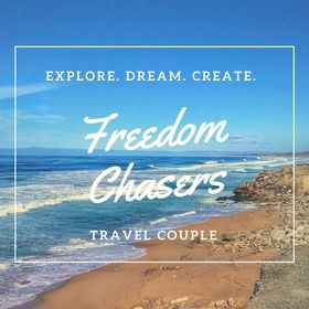 Freedom Chasers | Travel Couple