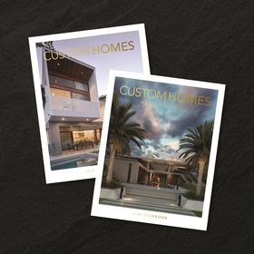 Custom Homes Yearbooks