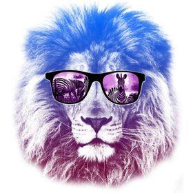 The Nerdy Lion