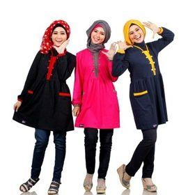 Baju Muslim Mutif