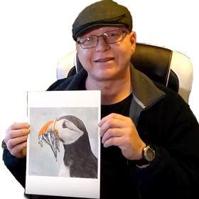 Paul Hopkinson, watercolour art tutor