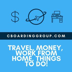 CBoardingGroup: Travel | Home Office | Remote Work