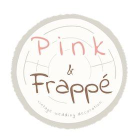 Pink&Frappé Vintage stílusú esküvői dekoráció
