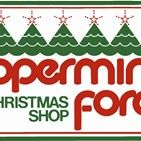 Peppermint Forest Christmas Shop