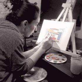Renee Bates Art