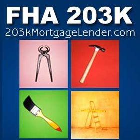 FHA  203K Loans