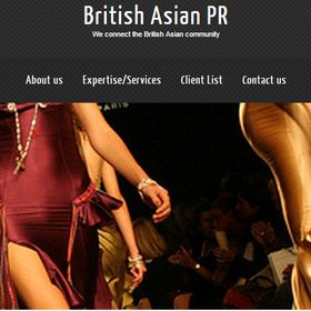 BRITISH ASIAN PR