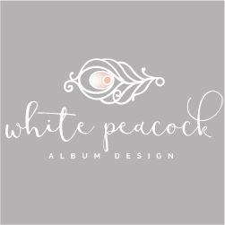 White Peacock Album Design