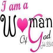I am a Woman of God
