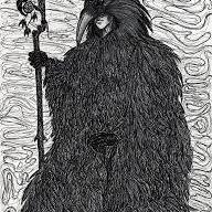 Shamanic Raven